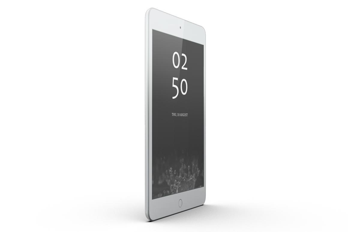 iPad Mini 4 Mock-up example image 14