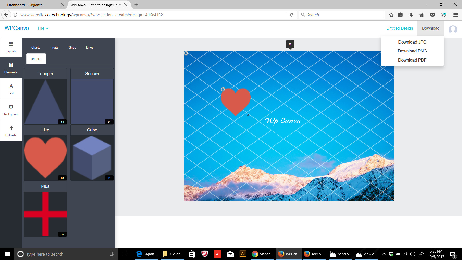 WPCanvo - A DIY graphic designer WordPress Theme example image 6
