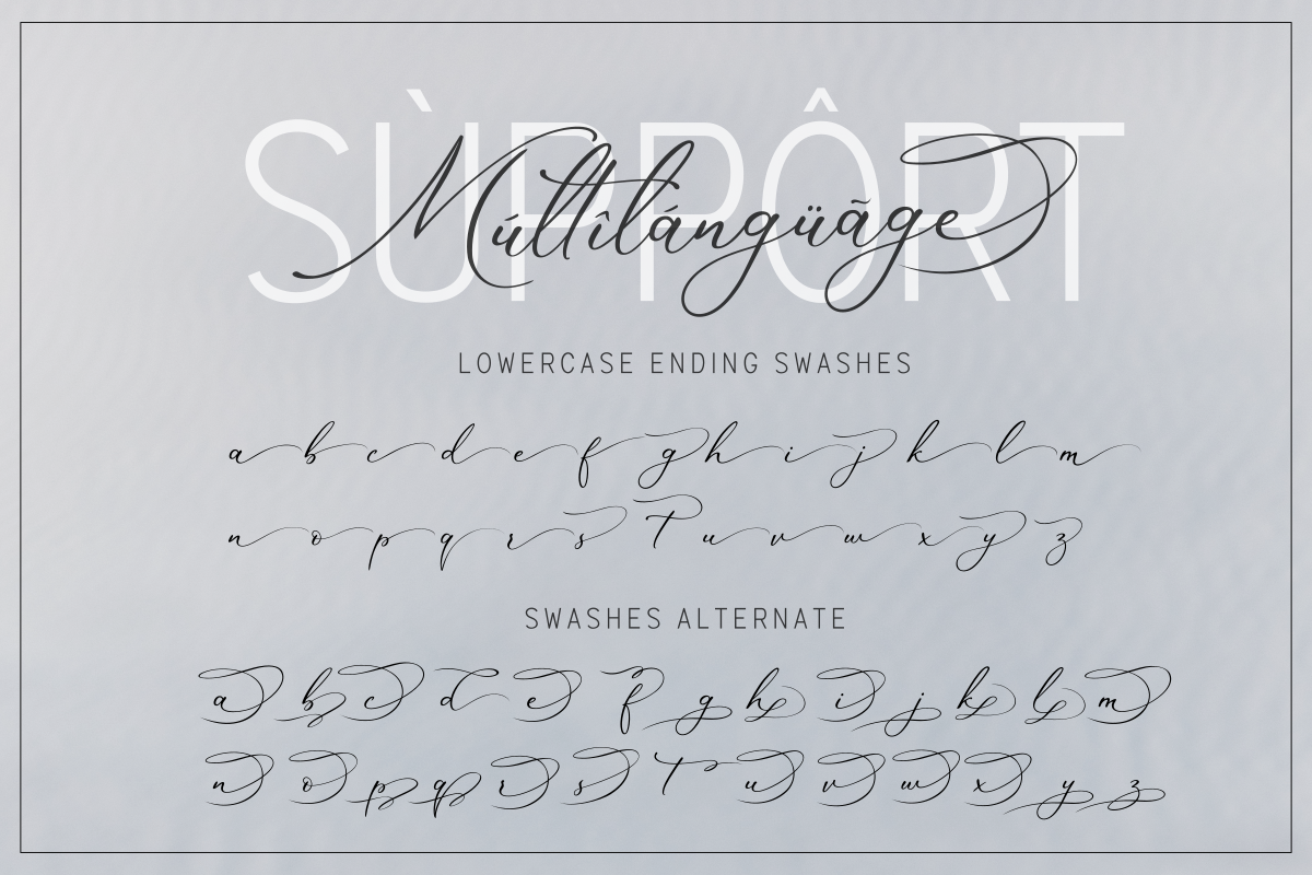 The Marvelous Font Duo example image 13
