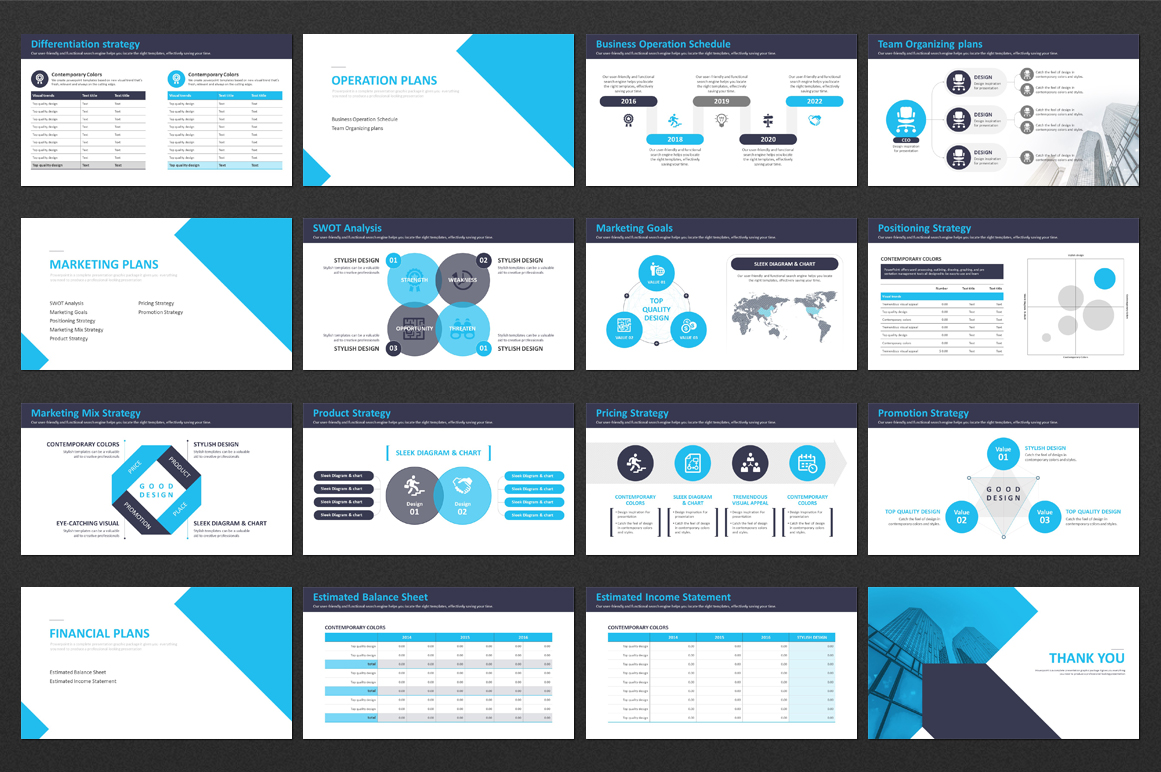 Business Plans Presentation Strategy example image 3