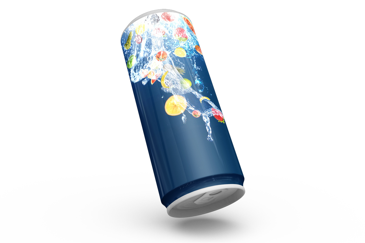 Beer Can Mockup example image 17