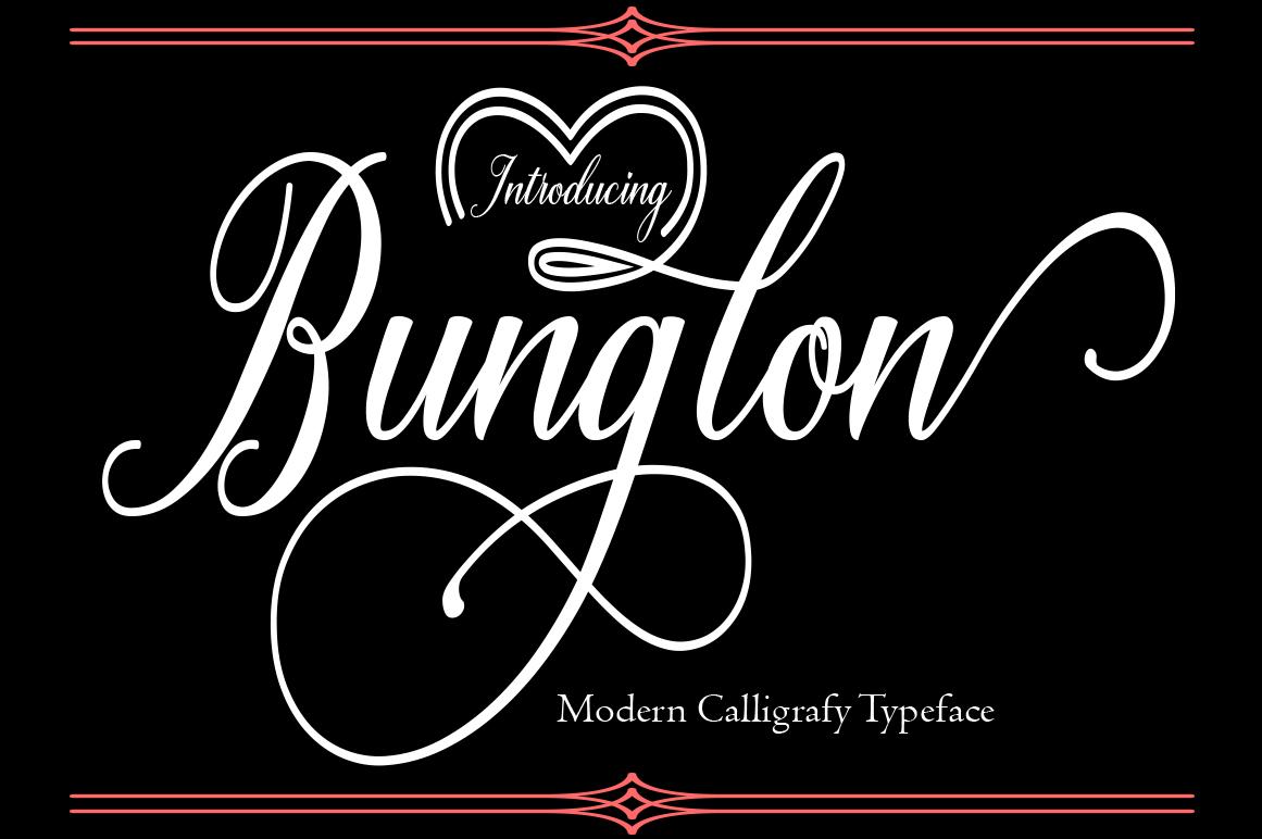 Bunglon example image 2