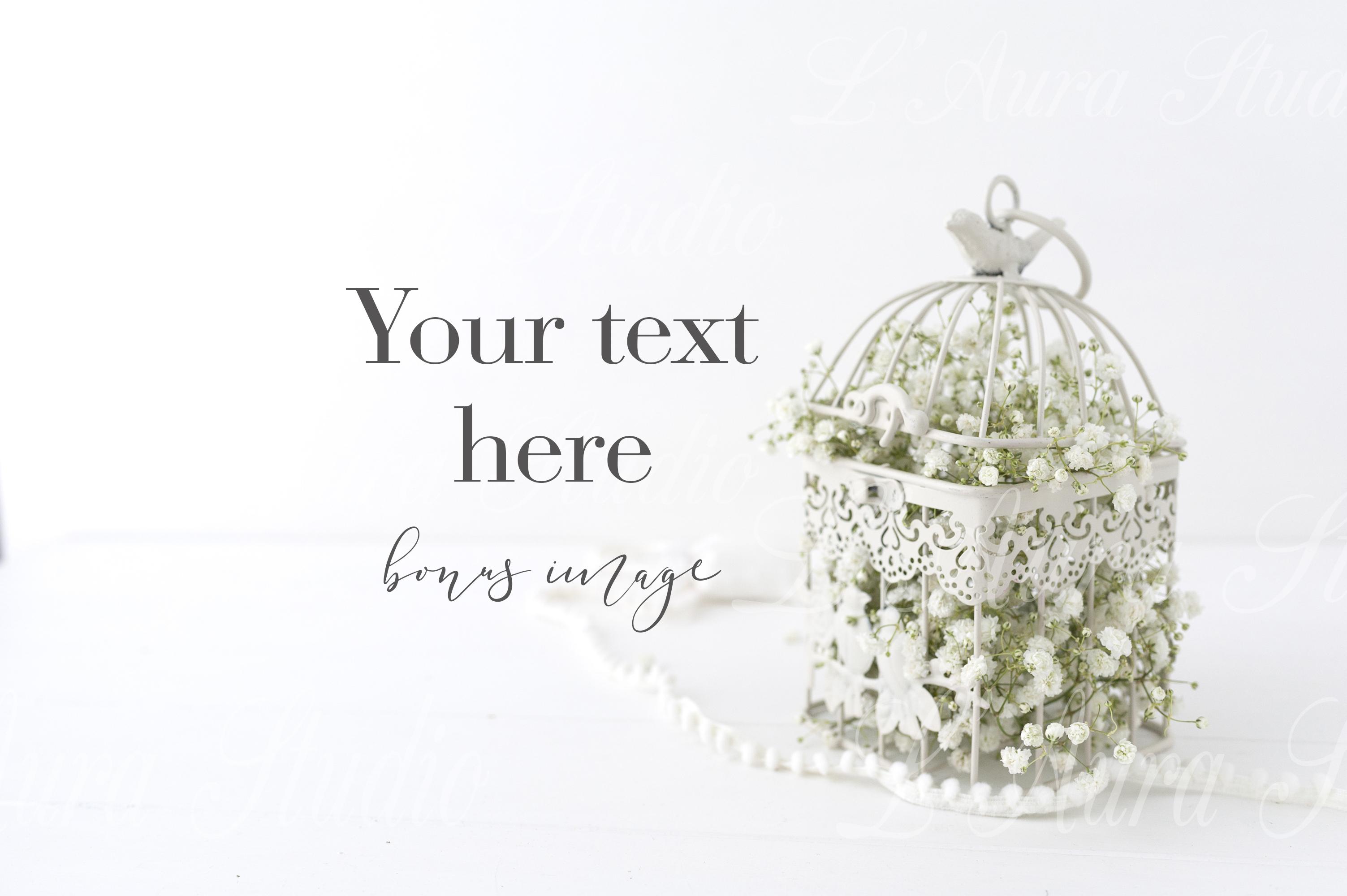 Wedding Frame Mockup - wfr225 example image 4