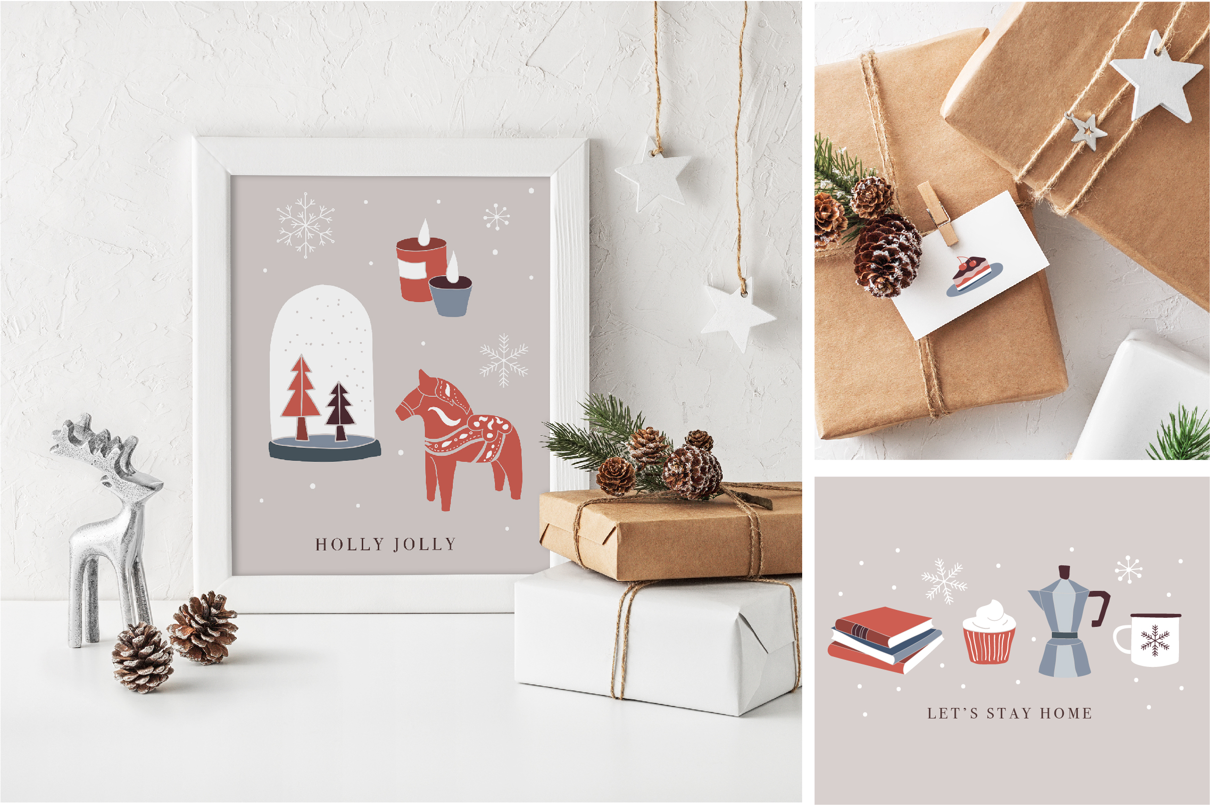 Nordic Christmas - winter collection example image 6