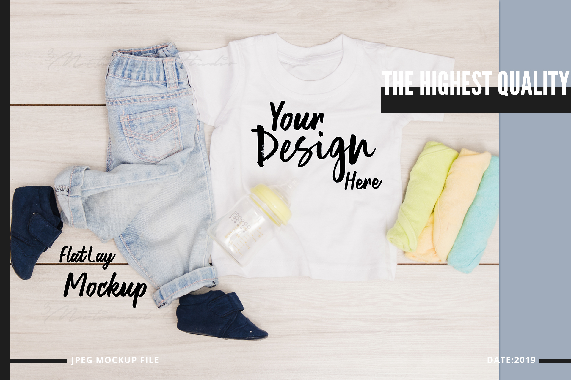 Neo T-Shirt Mockup Volume 22 example image 3