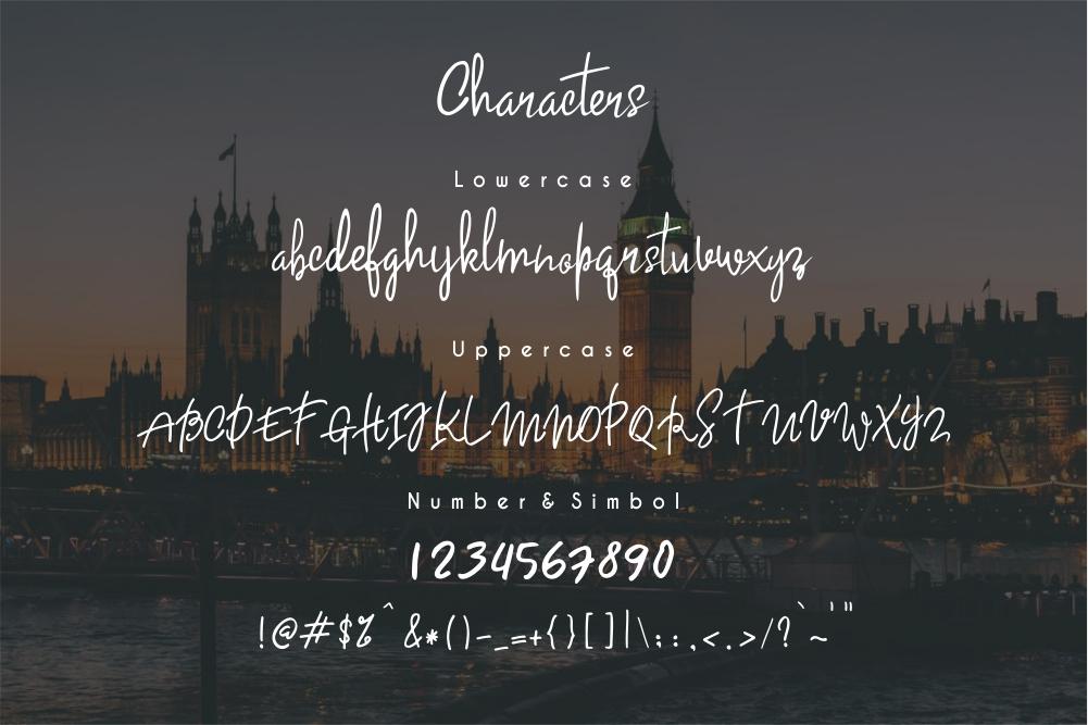 Signature London example image 3