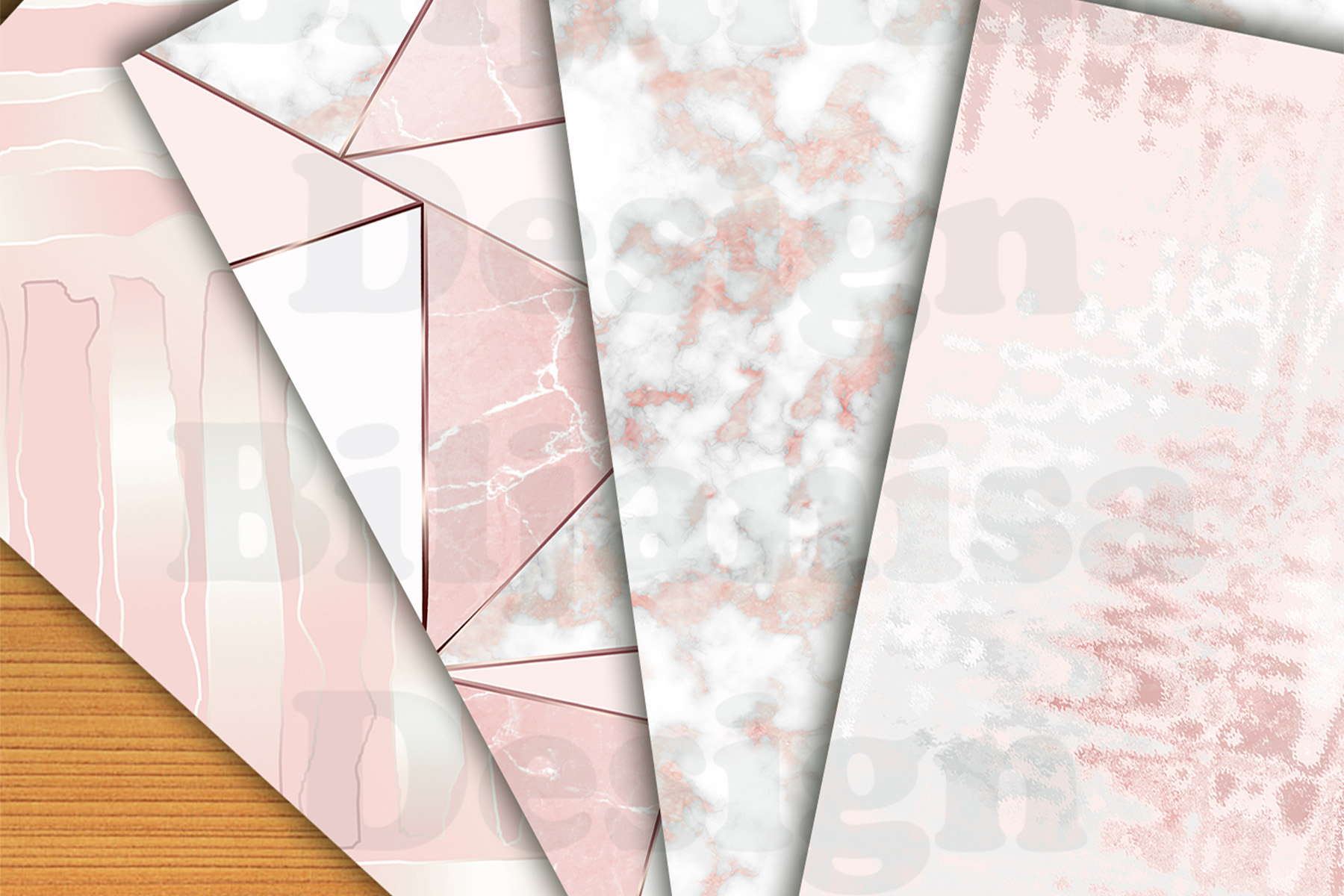 January in pink example image 2