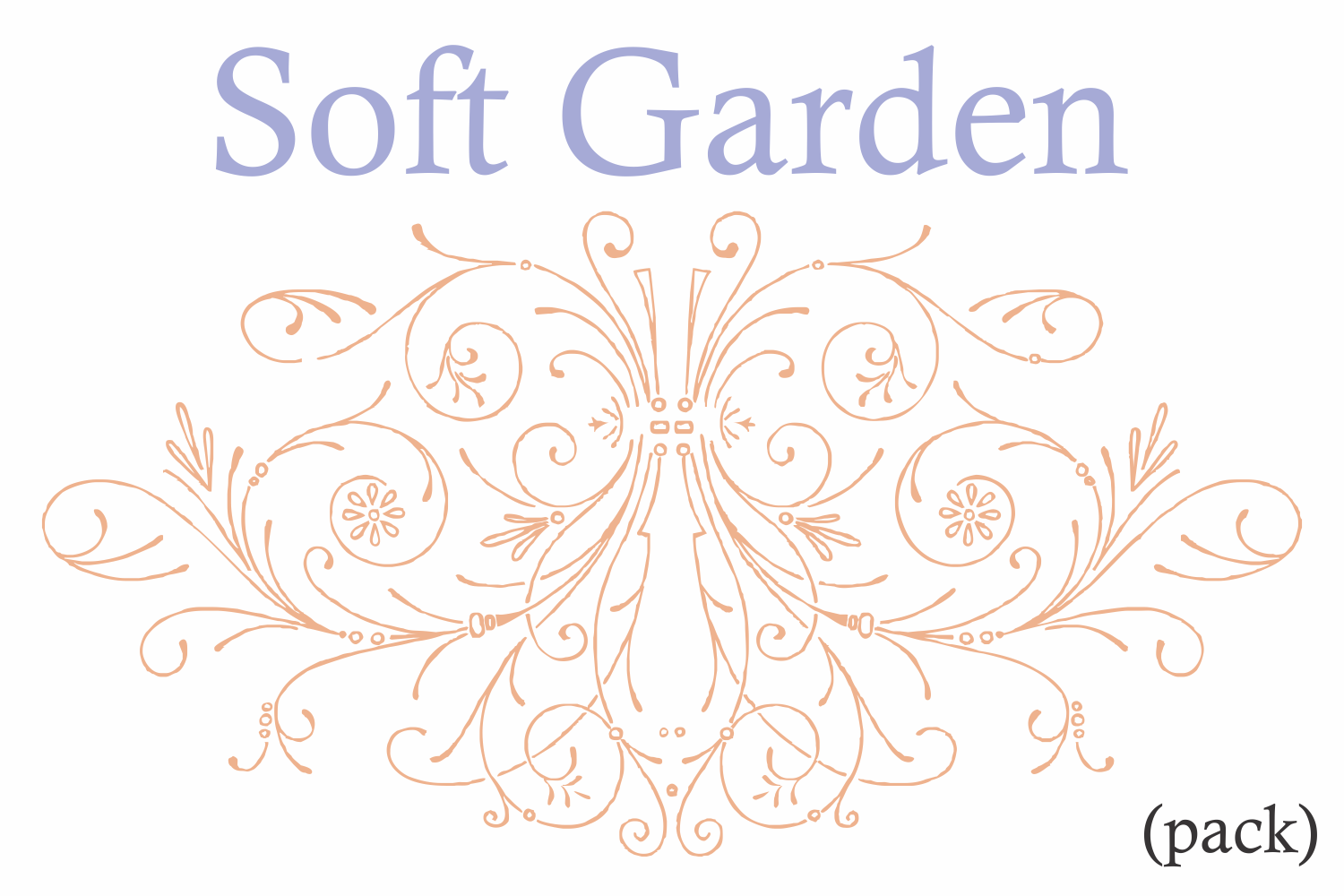 Soft Garden (pack) example image 8