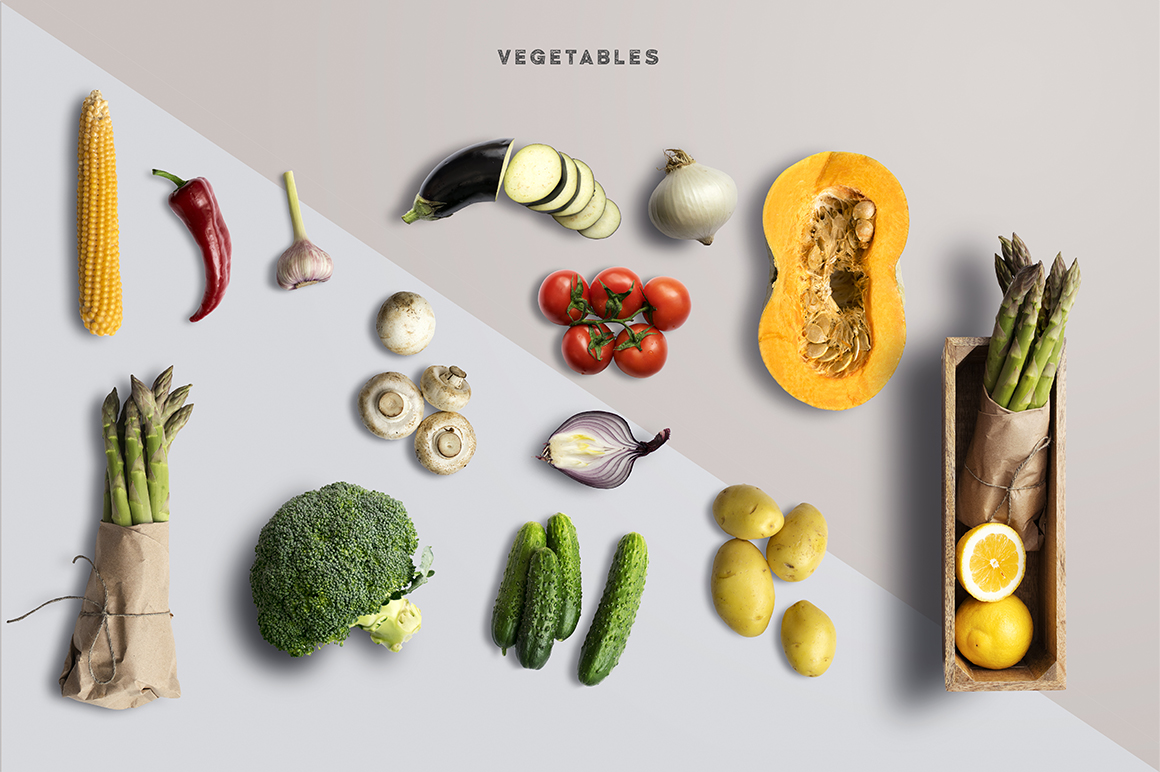 Eco Food Mockup Creator example image 15