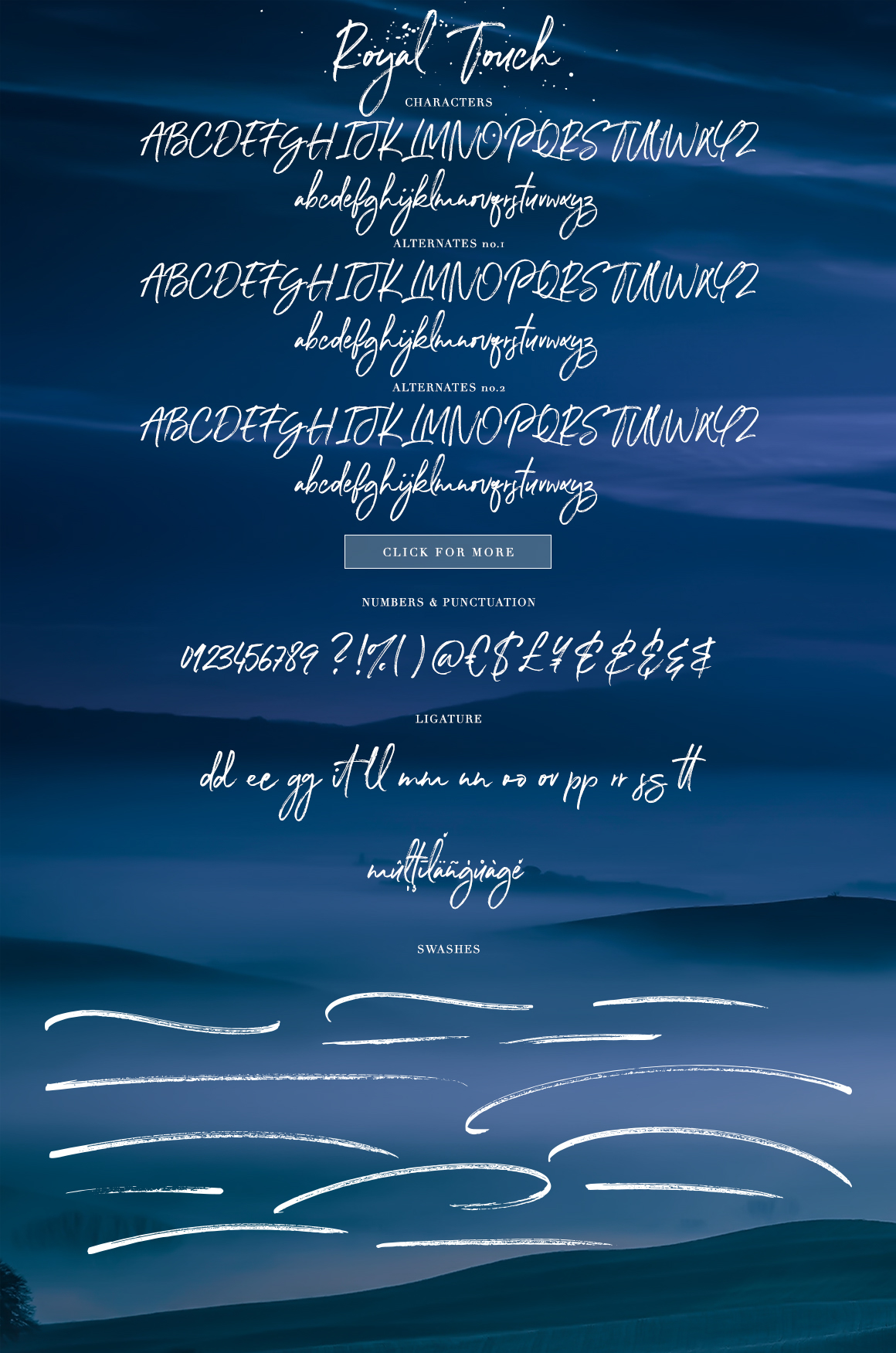 Royal Touch Font example image 5