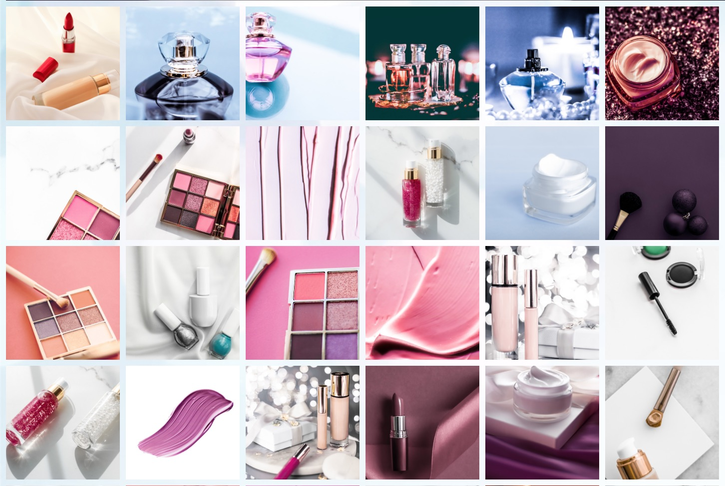 50 Images | Beauty & Make-Up Stock Photo Bundle #1 example image 1