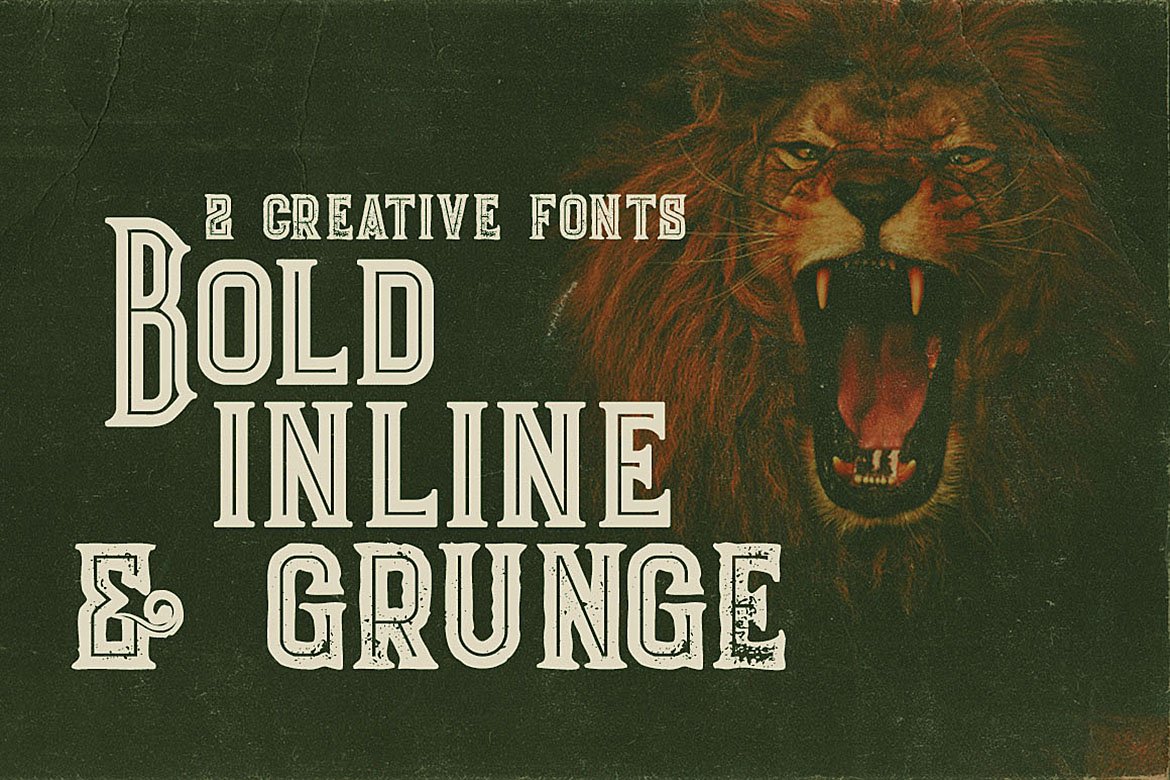 Cool Vintage Fonts example image 12