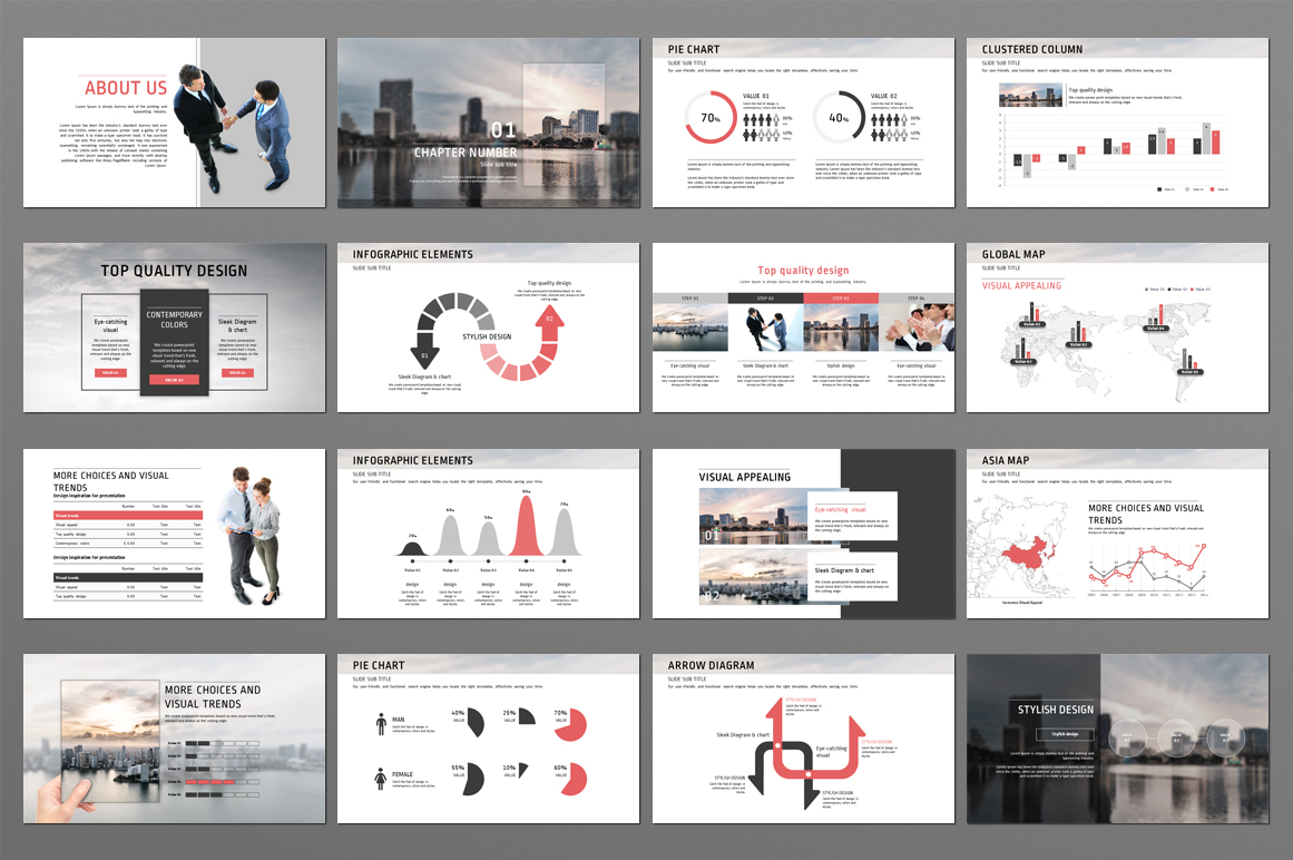Business Perspective Template example image 2