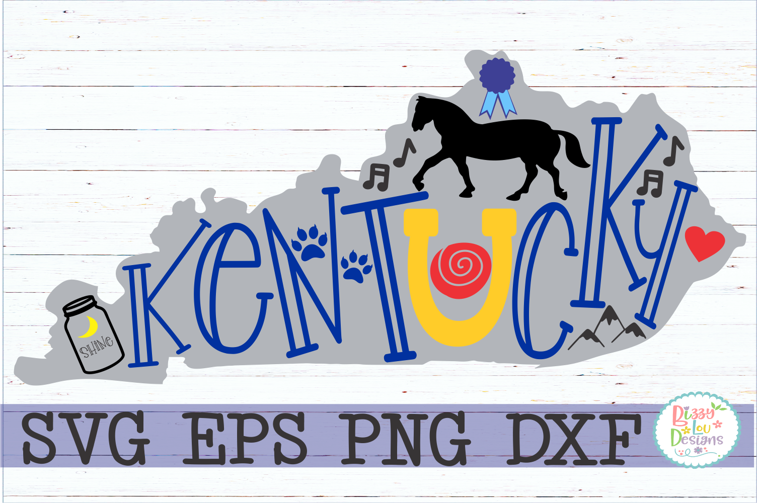 Kentucky State Pride example image 2
