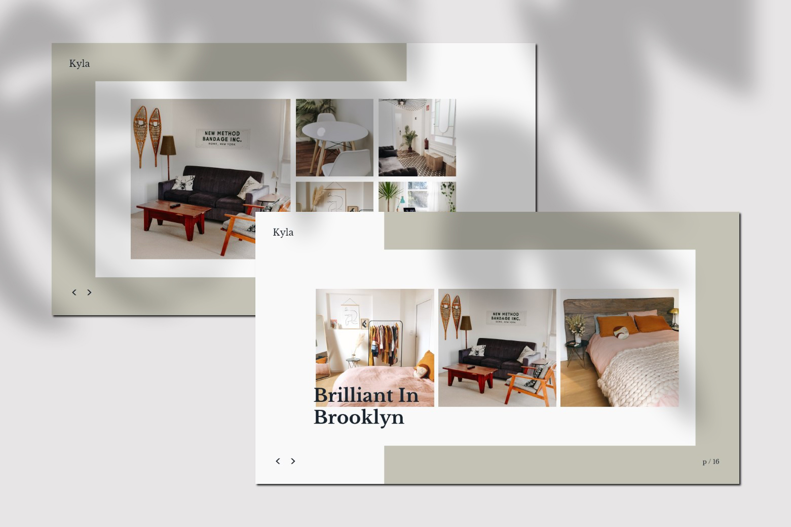 Kyla - Powerpoint Template example image 5