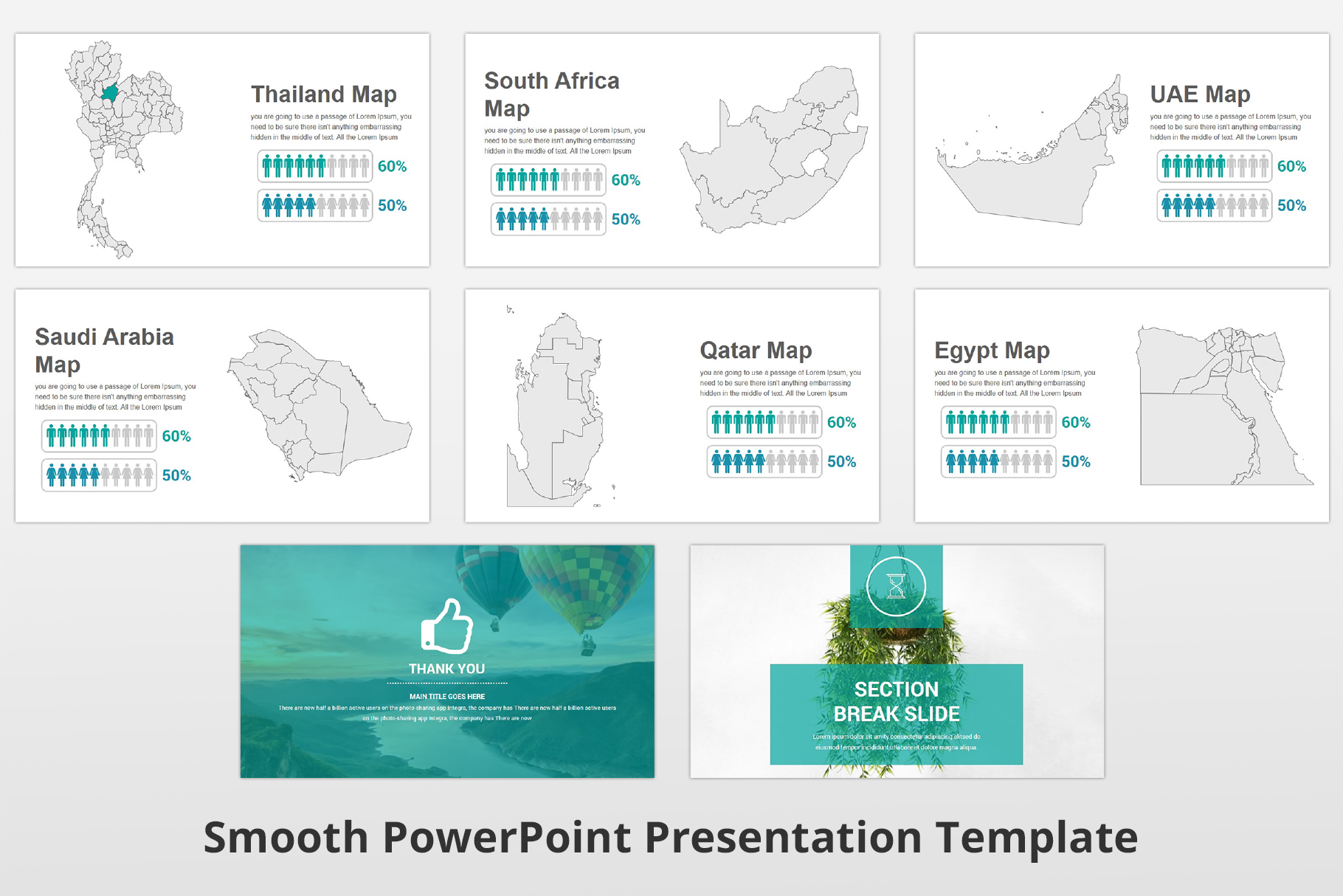 Smooth multipurpose PowerPoint Presentation Template example image 25