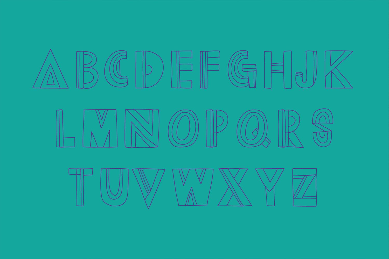 Dazey | A Fun Display Font example image 2