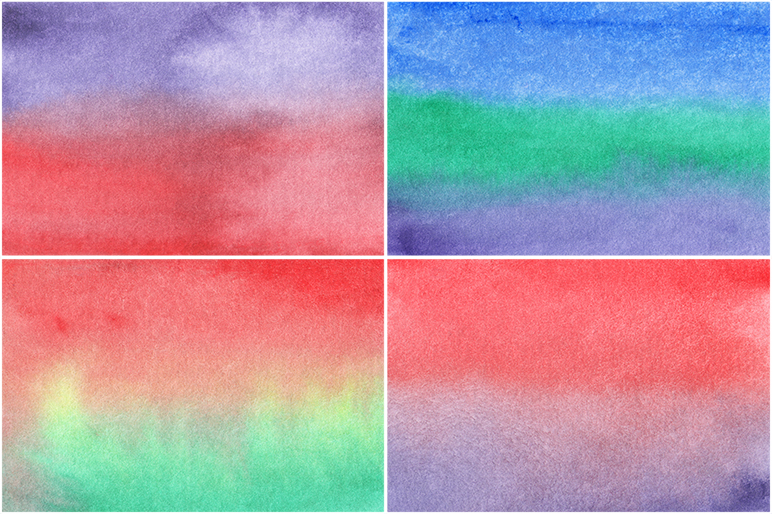 50 Watercolor Backgrounds 04 example image 9