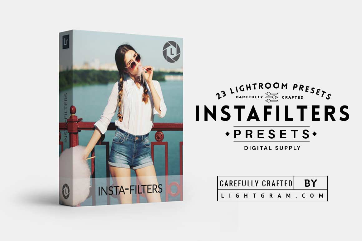 Instagram Presets for Lightroom example image 1