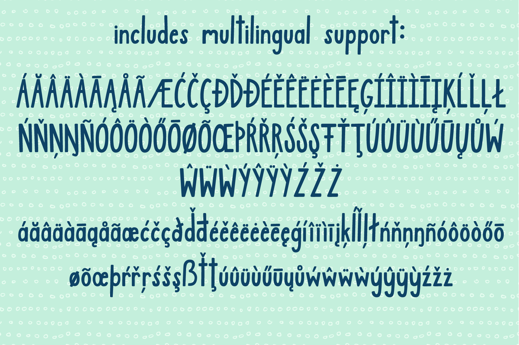 Jamberry Font example image 9