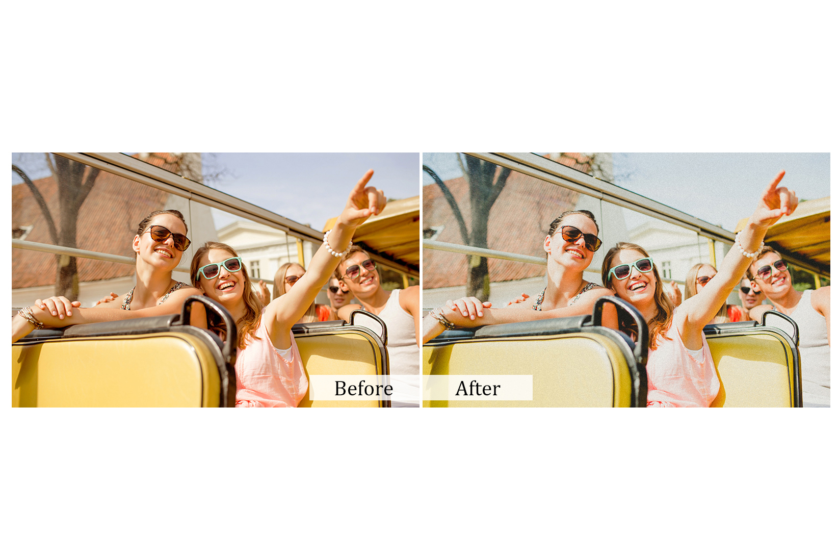 130 Trip and Travel Photoshop Actions example image 6