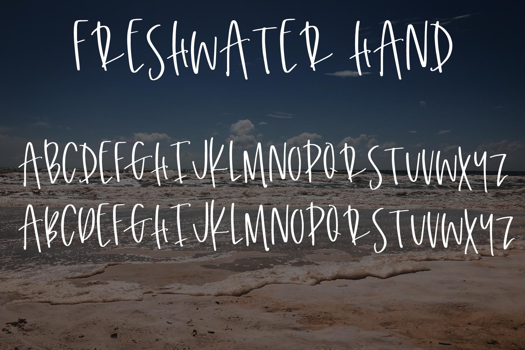 Freshwater example image 5