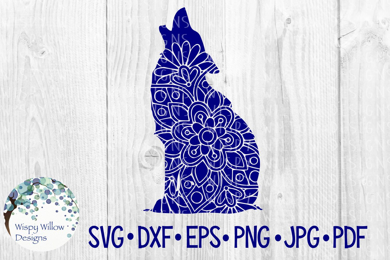 62 File Mega Floral Mandala Animal/Figure SVG Bundle example image 12