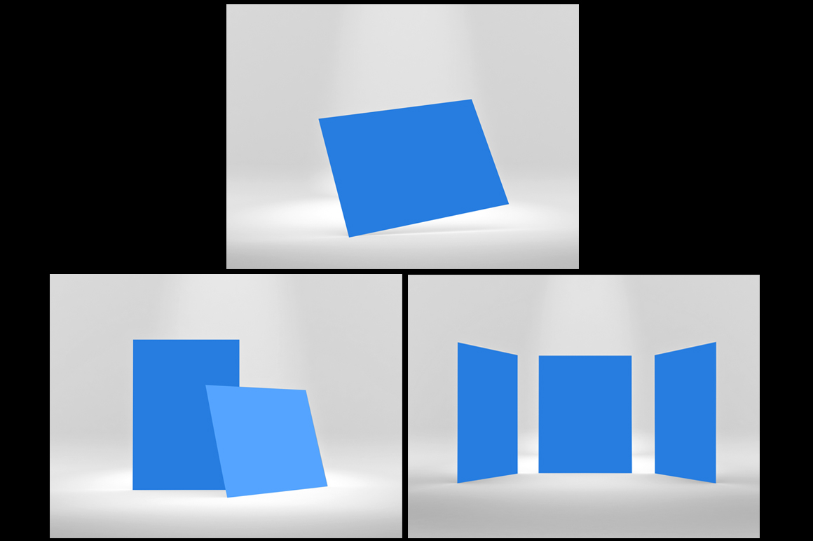 Flyer/ Artwork/ Multipurpose Mockup example image 4
