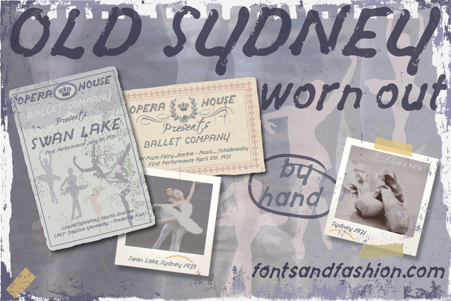 Old Sydney_Worn Out example image 1