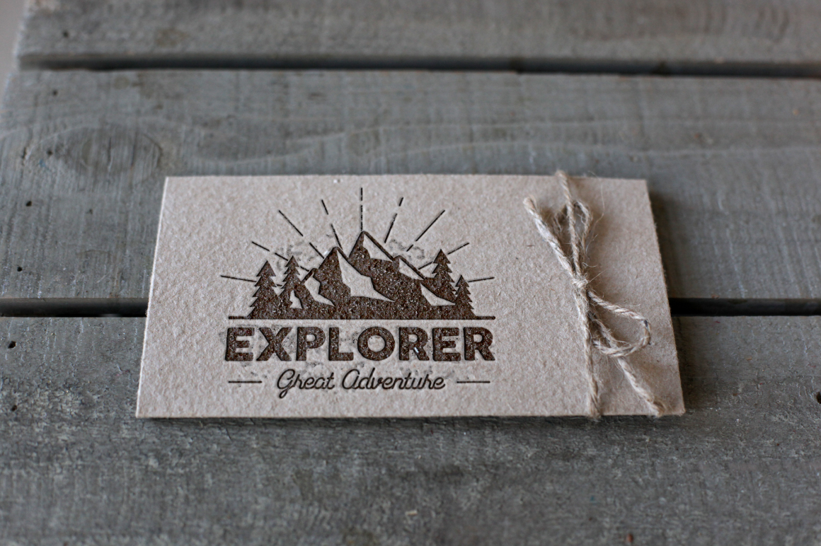 Outdoor Explorer Tee Design example image 4