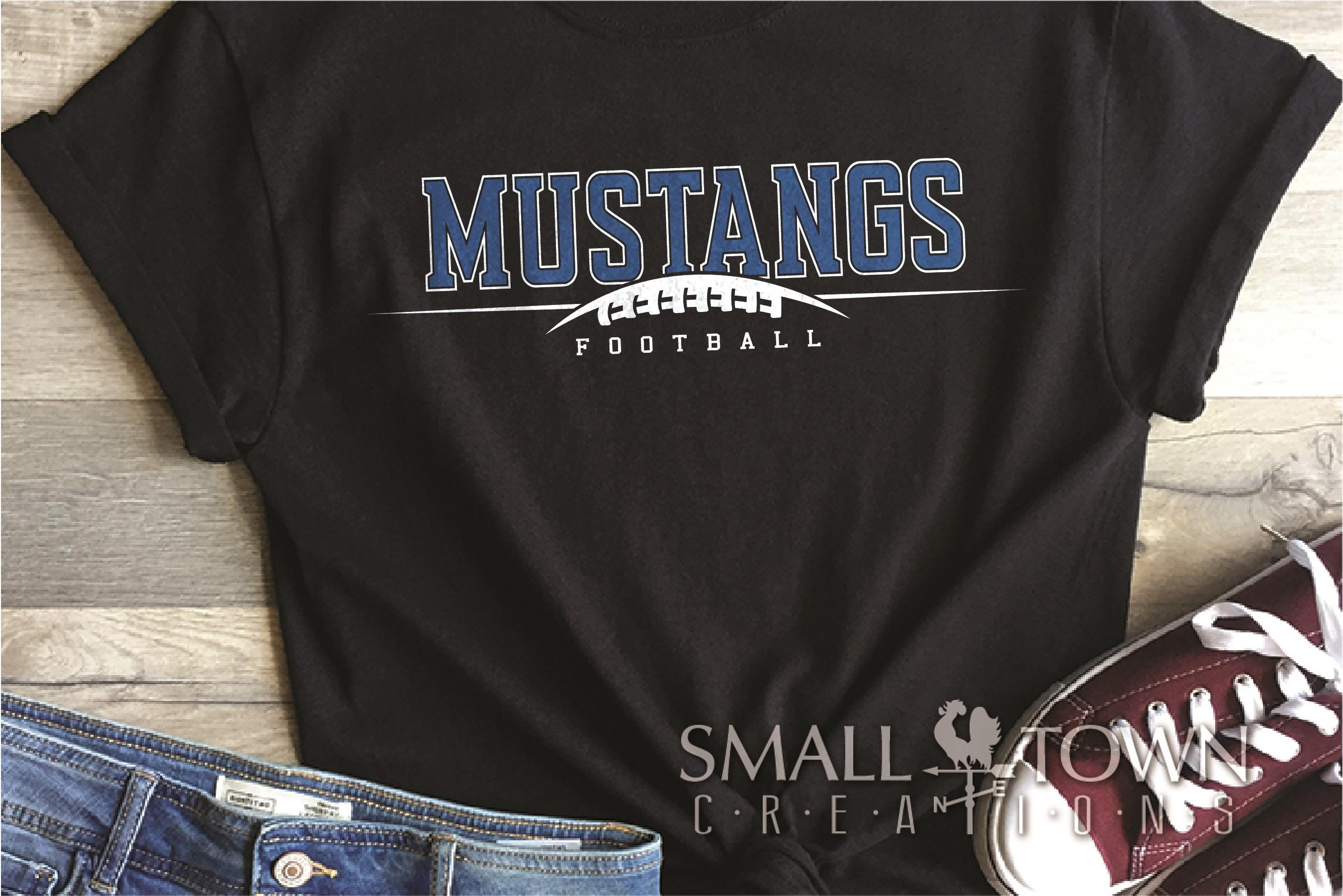 Mustang Sport Bundle, Logo, Team Mascot, PRINT, CUT & DESIGN example image 4