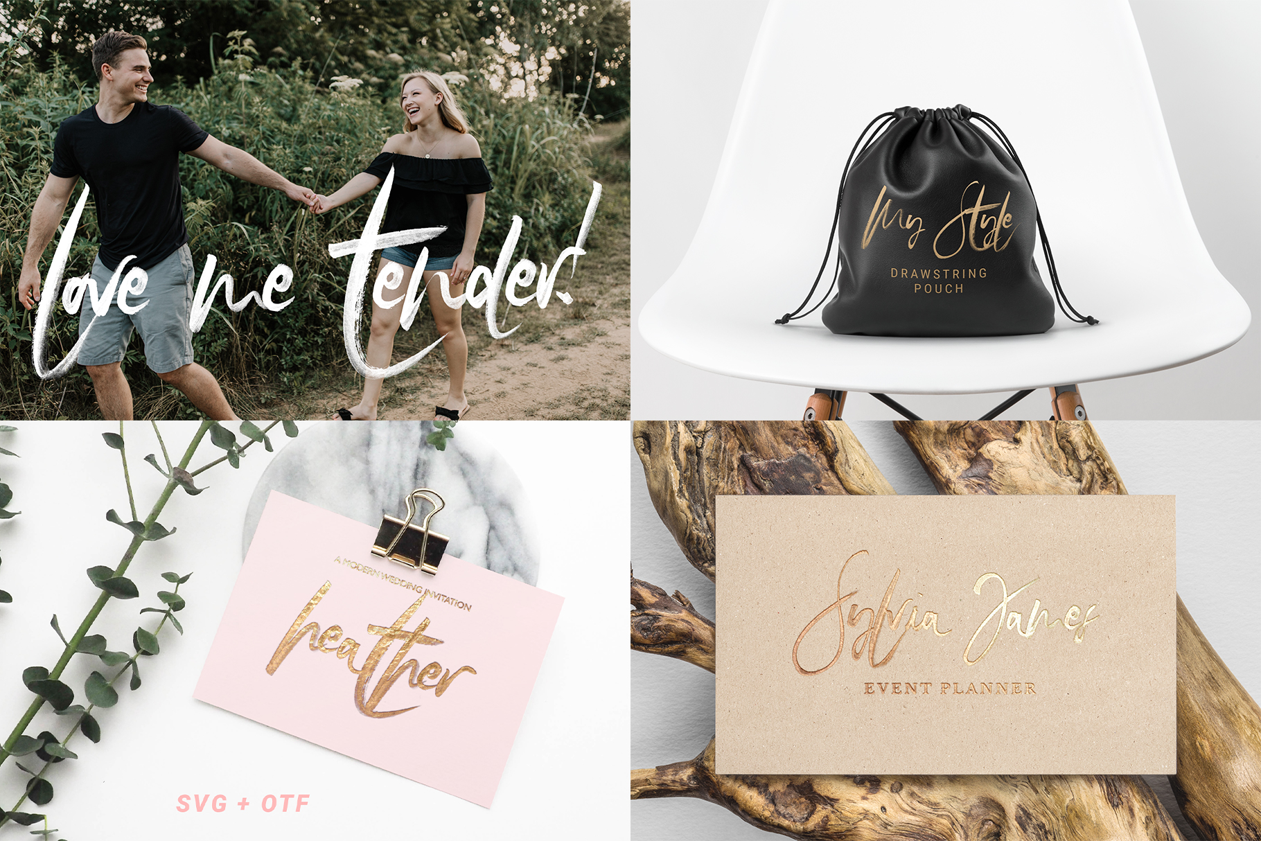 Font Bundle - Limited Time Edition With 80 Percent OFF example image 21