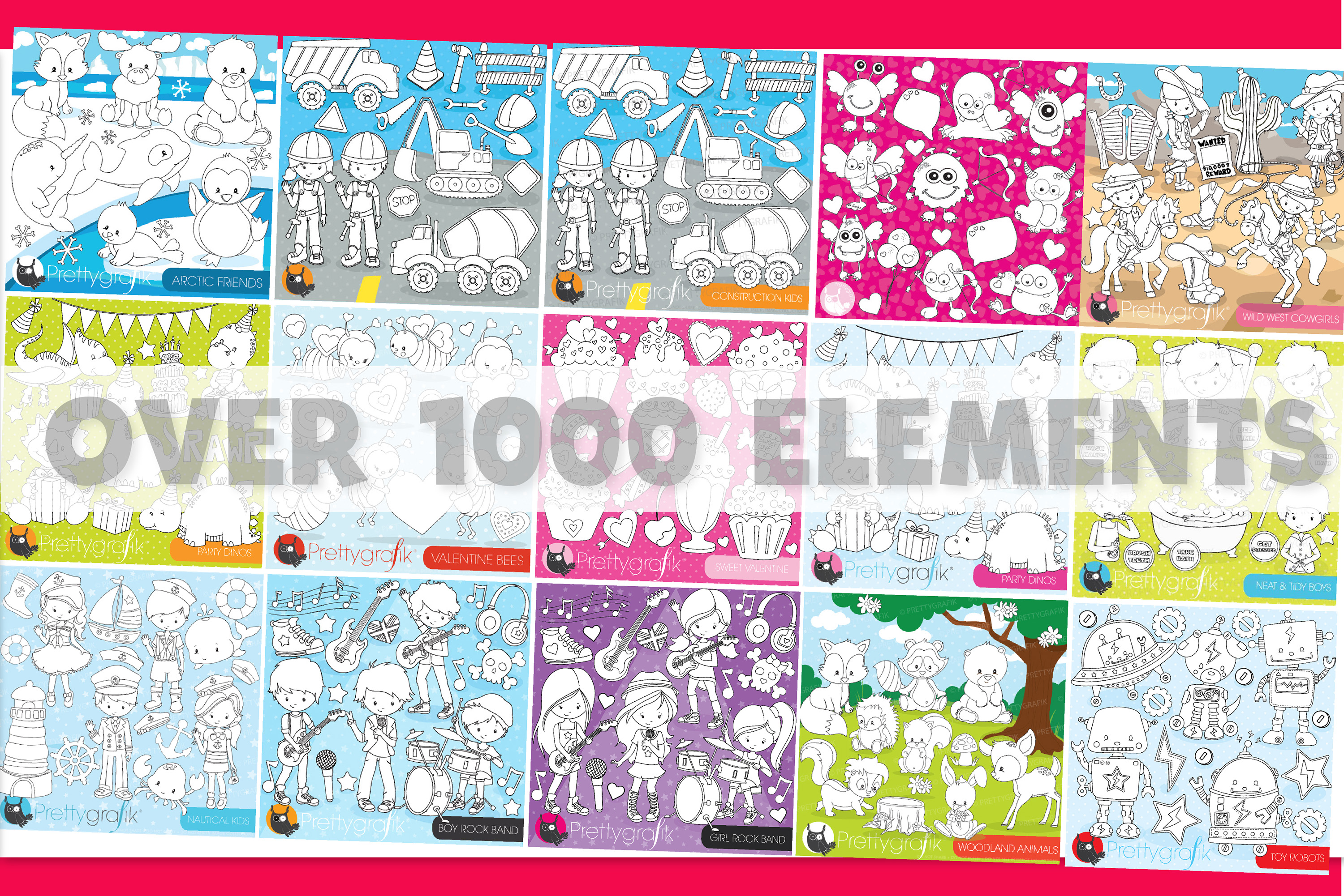 MEGA BUNDLE PART20 - 40000 in 1 Full Collection example image 4