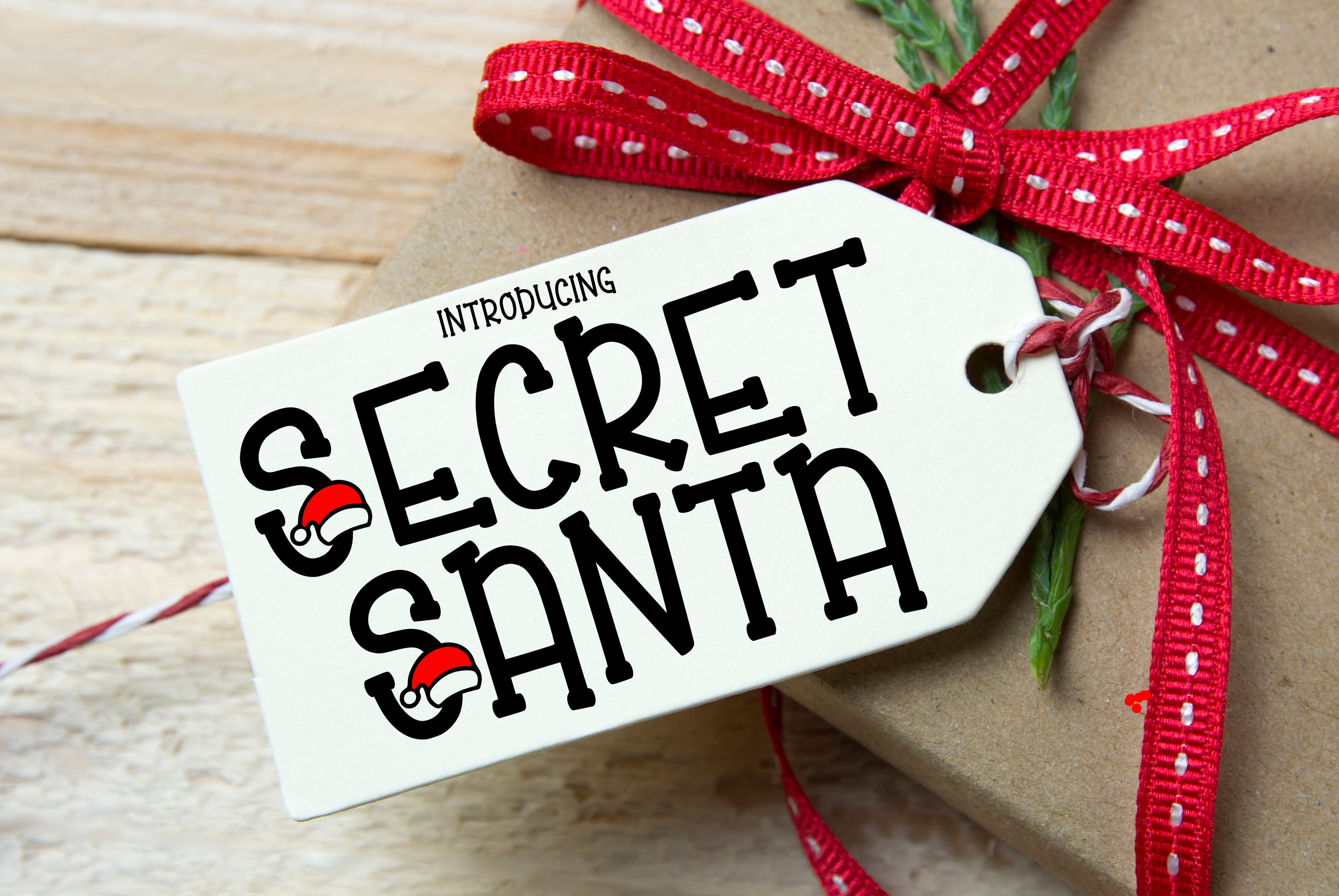 Secret Santa example image 1