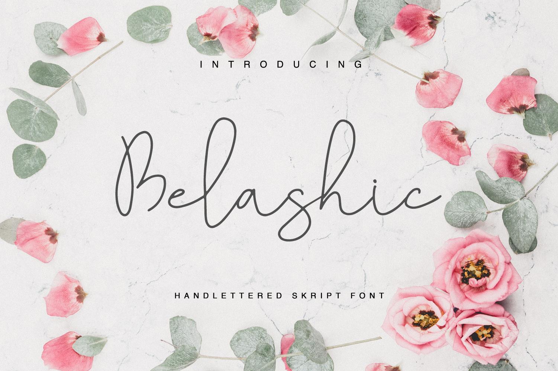 Belashic example image 1