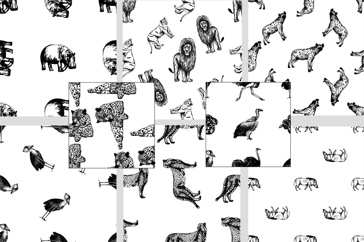 Wild Animals 3 example image 5