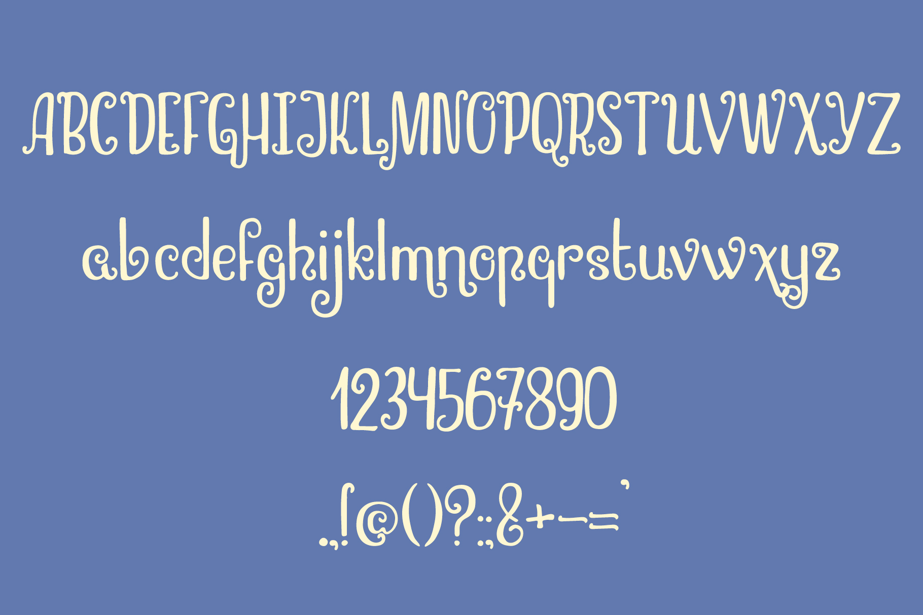 The Real Islander Grungy & Whimsical Font Duo example image 3