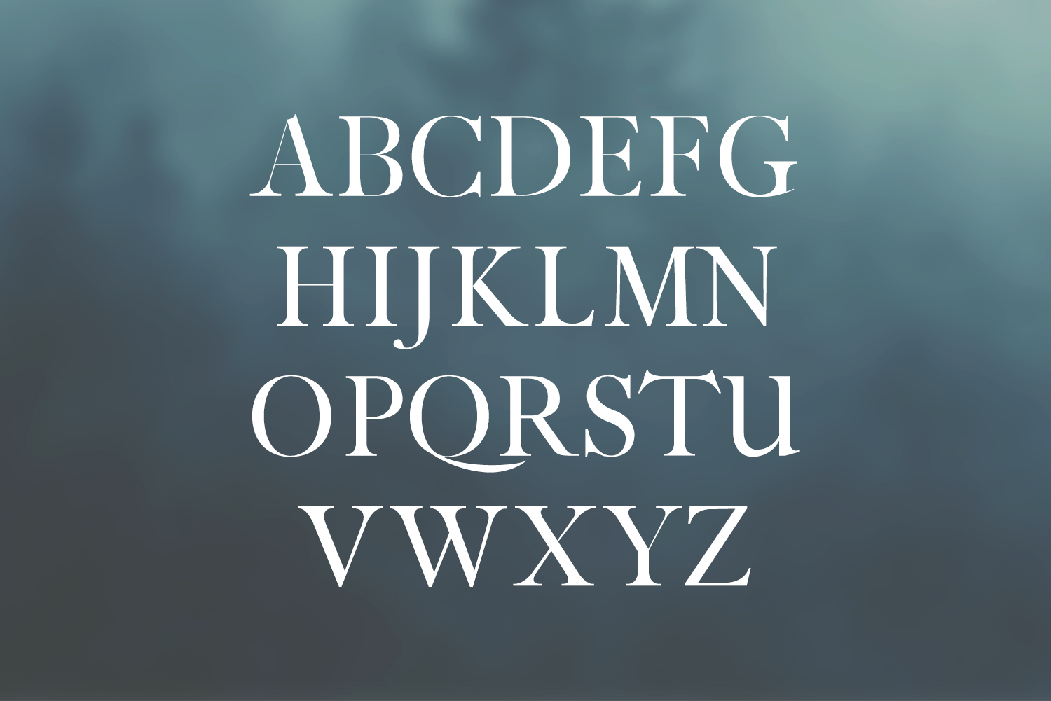 Jerin Serif Font Famiy example image 3