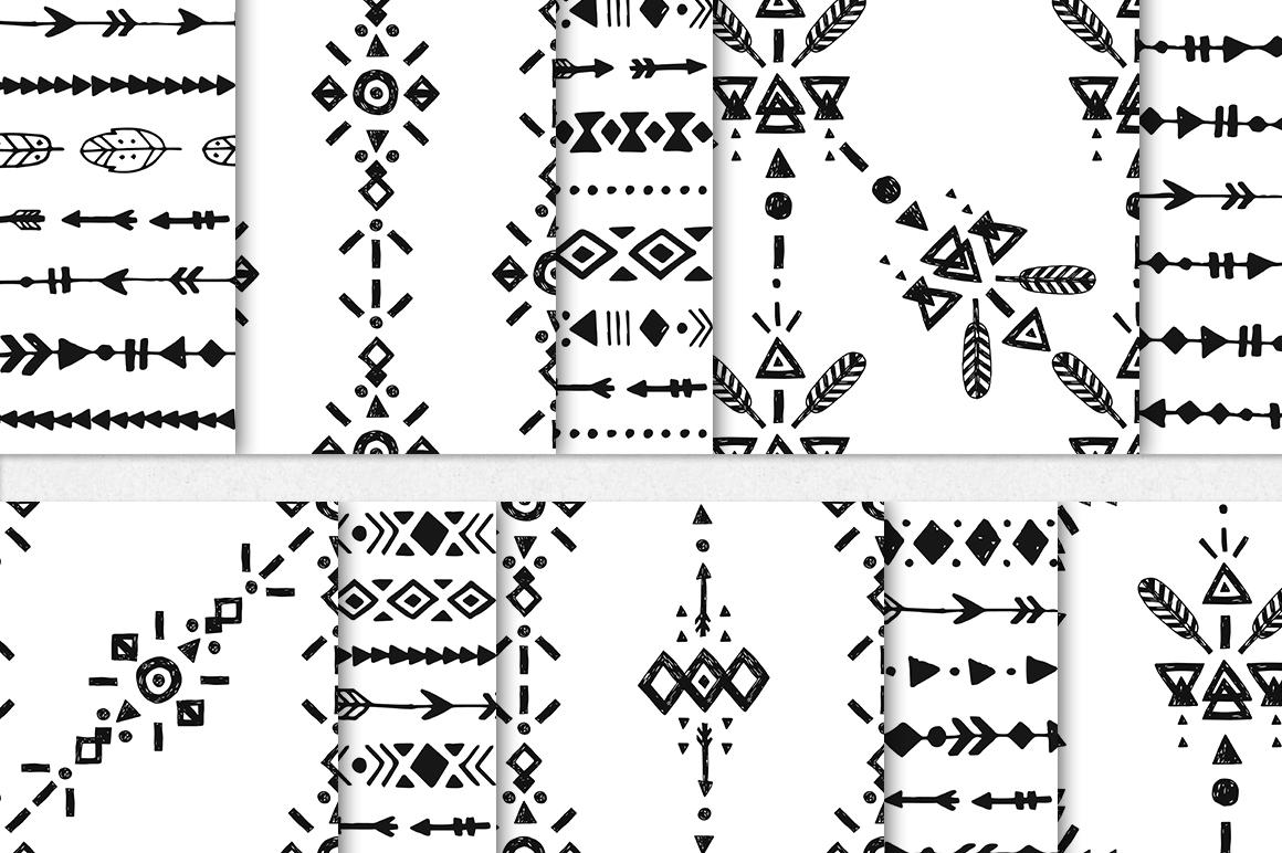 Tribal bundle example image 9