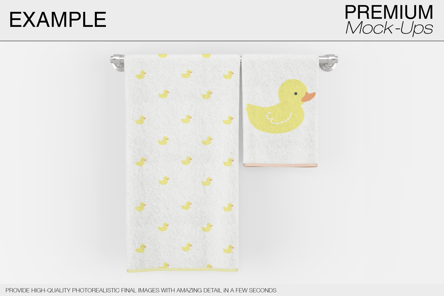 Bath Towels example image 5