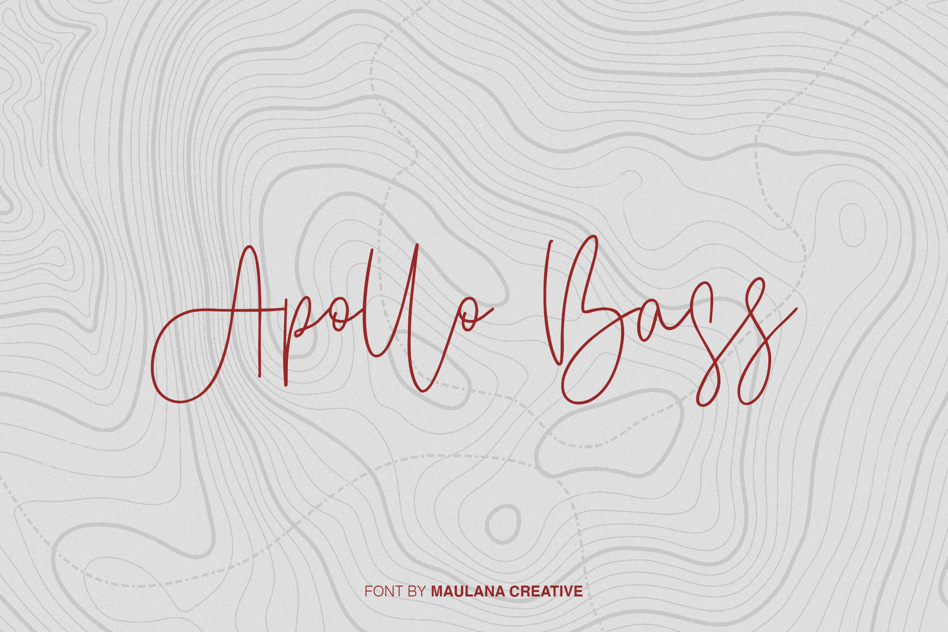 Bastille Signature Font example image 2