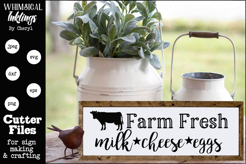 Farm Fresh Version 2 SVG example image 1