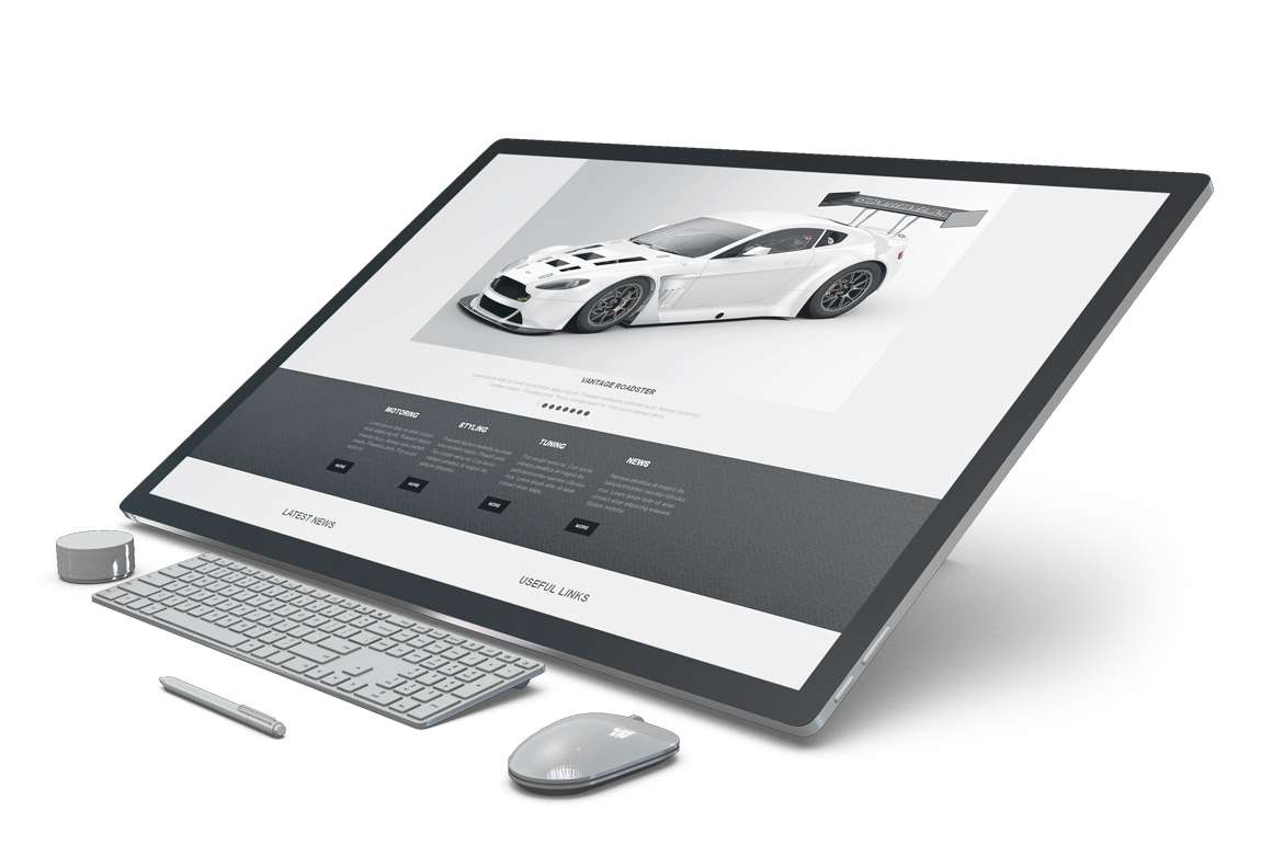 Surface Book Mockup example image 18