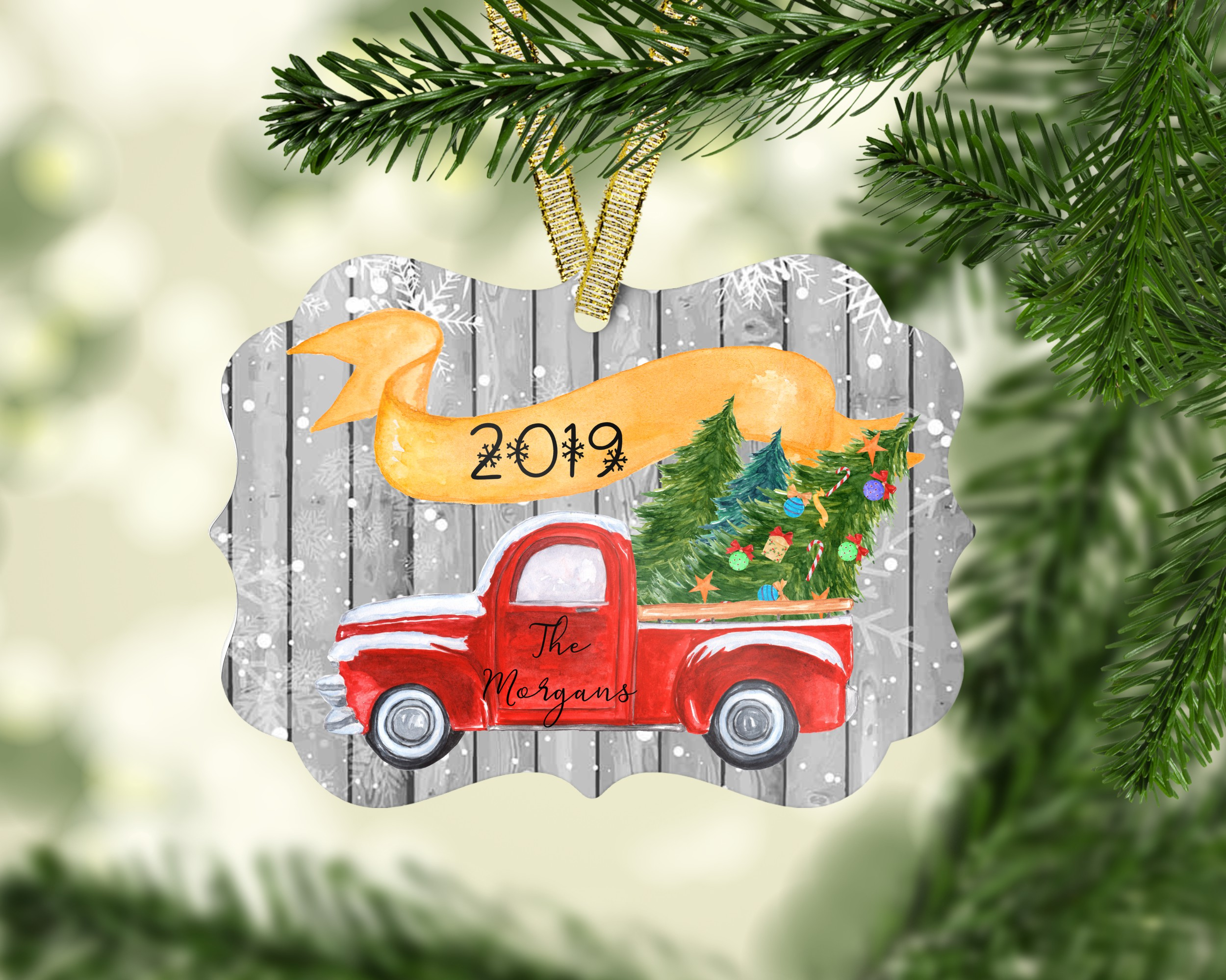 Christmas Ornament Bundle, Perfect for Sublimation example image 6