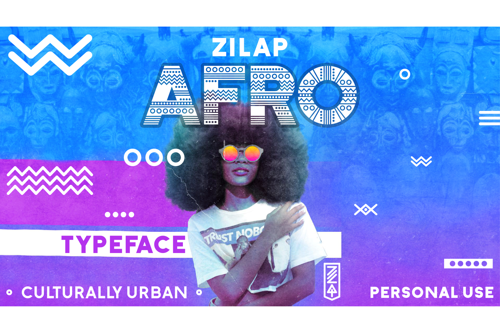 Zilap Afro example image 1
