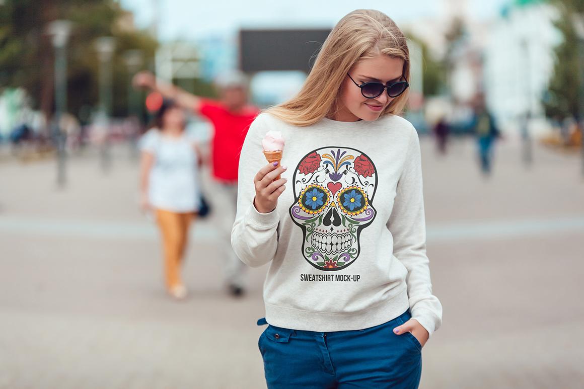 Sweatshirt Mock-Up Vol. 1 example image 7