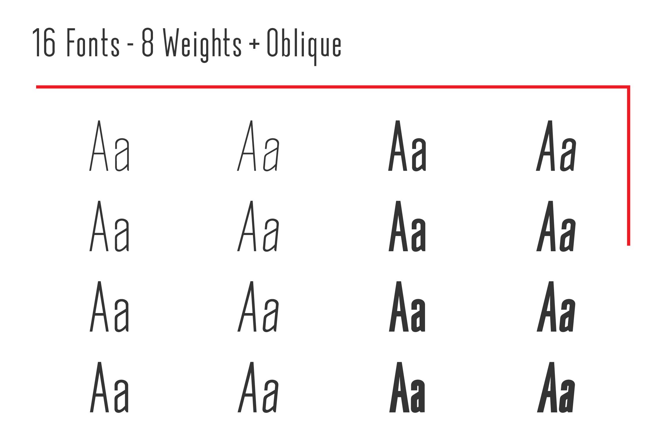 Okana - Sans Serif Font example image 2