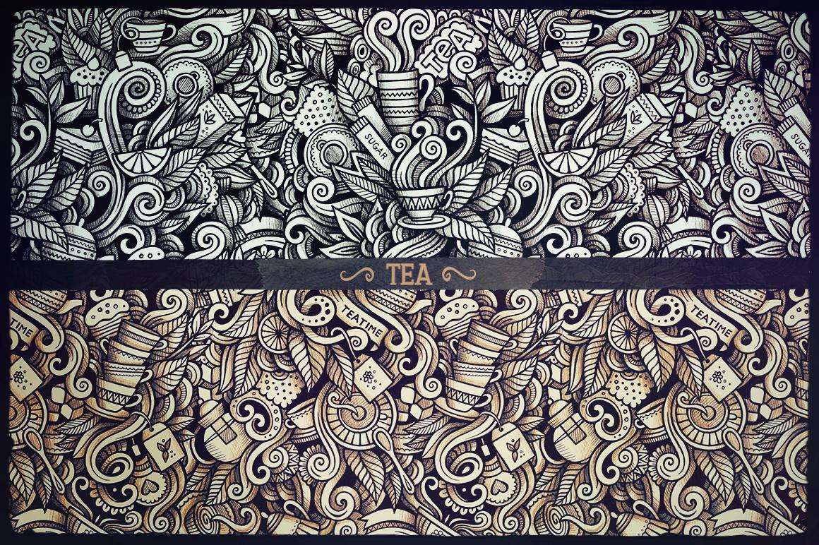 -50 SALE/ Big Doodle Patterns Bundle #2 example image 19