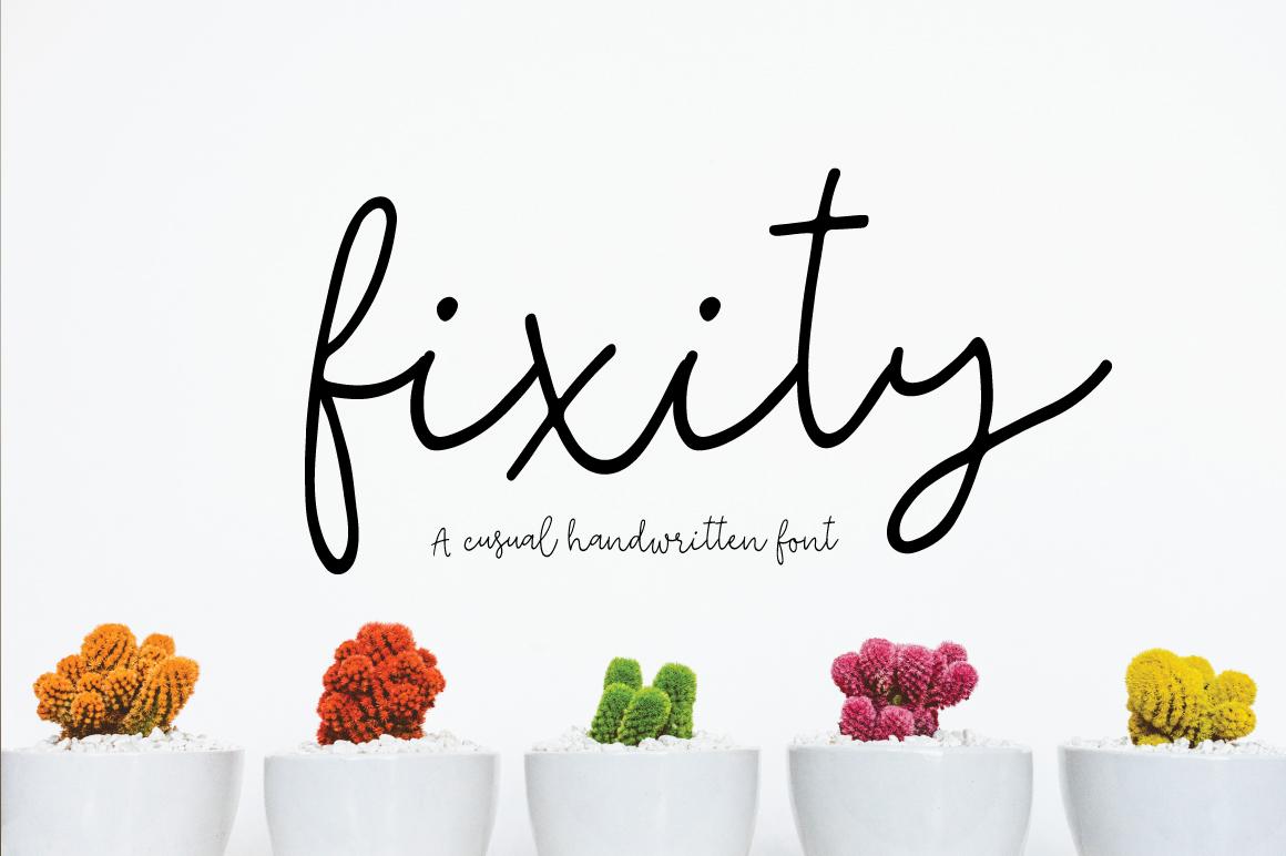 fixity example image 1