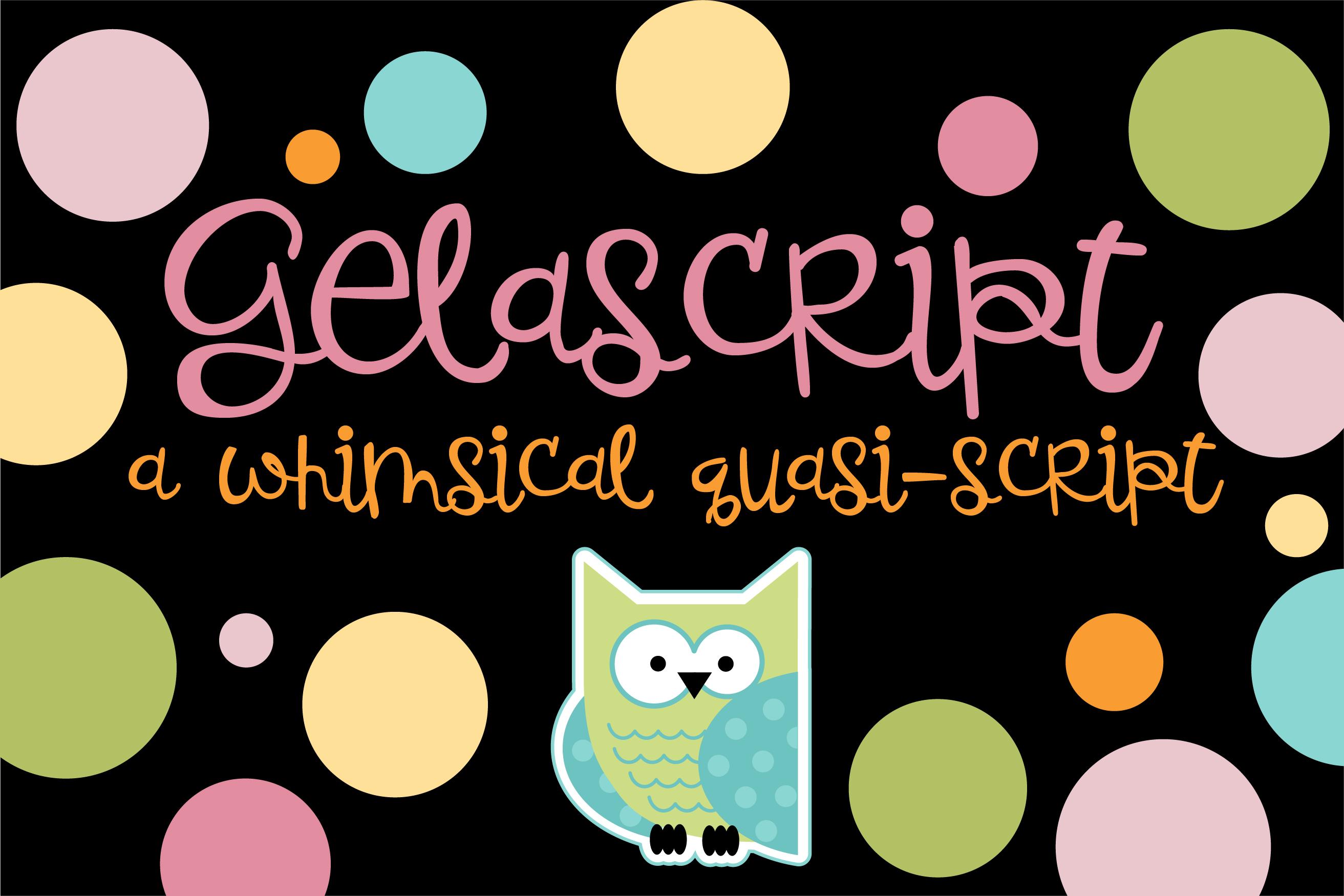 Gelascript example image 1